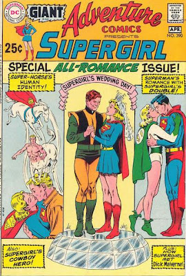 Supergirl Adventure Comics #390