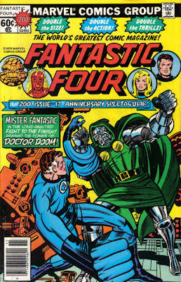 Fantastic Four #200, Jack Kirby, Dr Doom