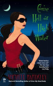 Win a Signed Copy of Come Hell or High Water by Michele Bardsley