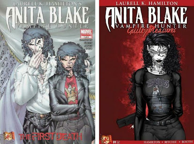 Authors and Comic Books - Part 1
