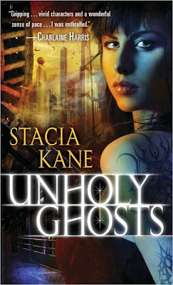 Review - Downside Ghosts Series by Stacia Kane