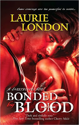 Bonded by Blood by Laurie London - 2011 Debut Author Challenge
