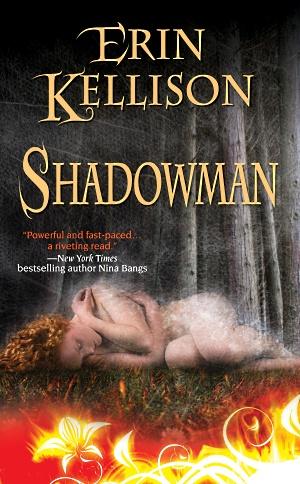Shadowman by Erin Kellison - Cover Revealed - January 20, 2011
