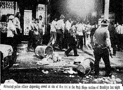 Save the Slope: The 1973 Park Slope Riot