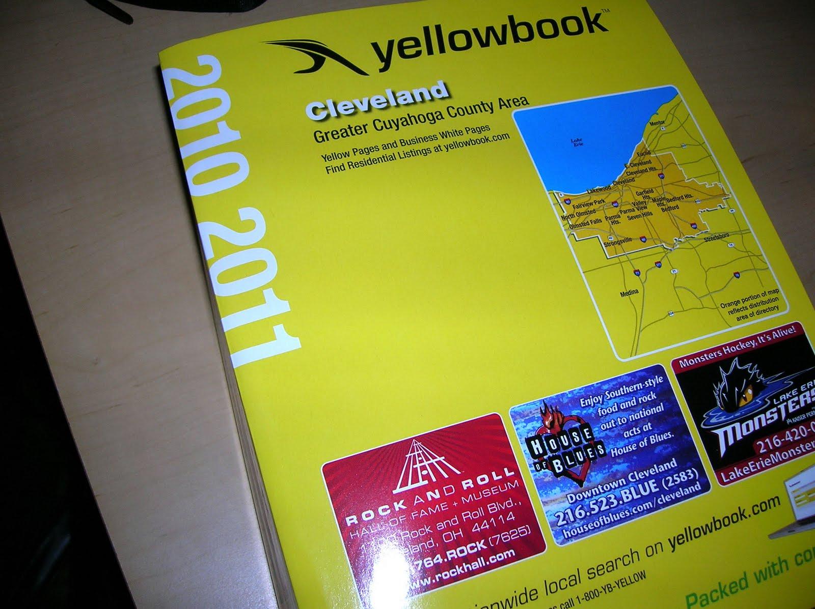 yellow directory