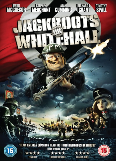 فيلم Jackboots on Whitehall