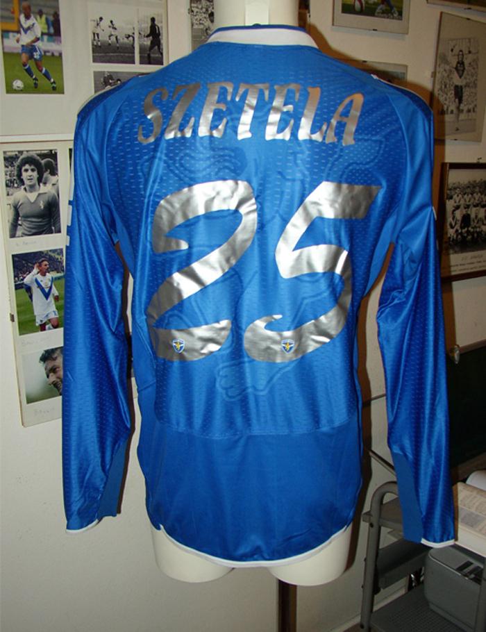 shirt BRESCIA 2008-2009   IL PRIMO DATABASE DELLE MAGLIE ...