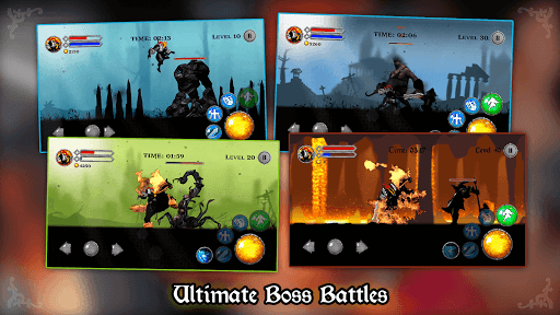 Game Chaos Knight RPG Shadow Fight Hack