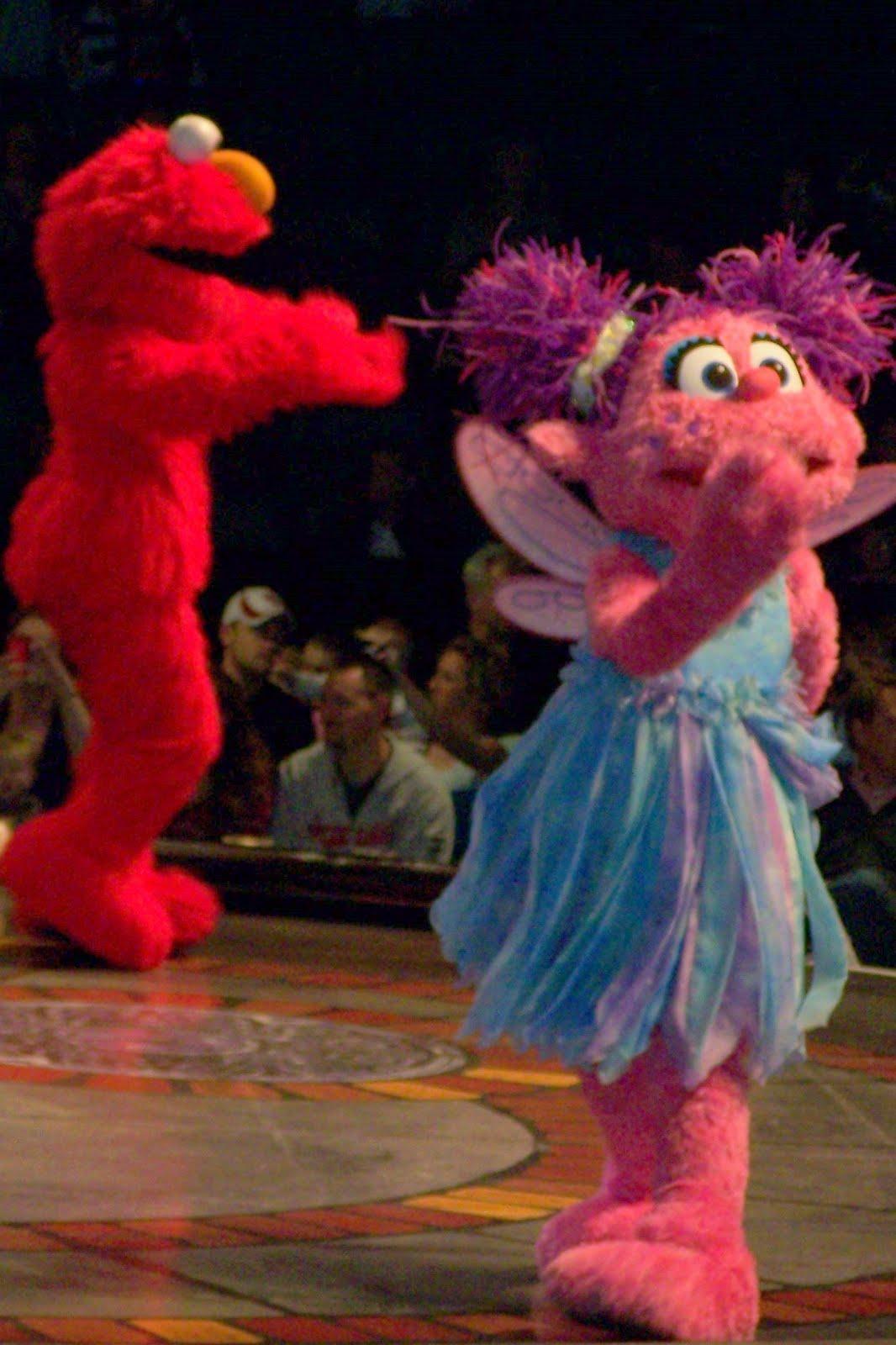 A Little Dirt Never Hurt Sesame Street Live 2010