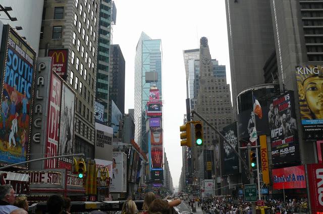 Times square NY
