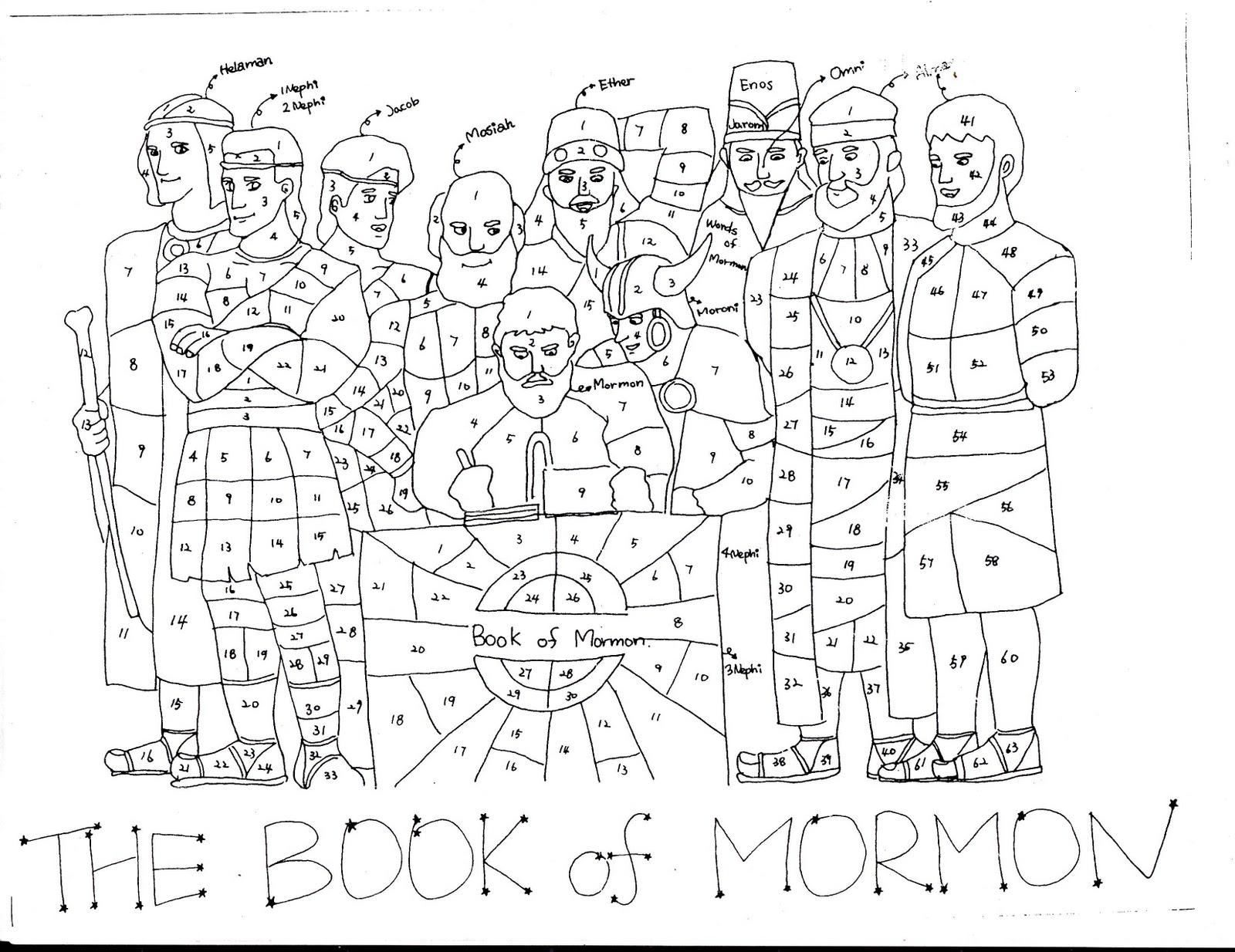 Holamormon2: HE LEIDO EL LIBRO DE MORMON (registro)/BOOK