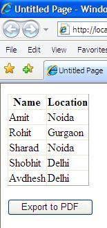 Page As Pdf Asp.net
