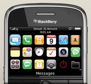 SCARICARE TEMI PER BLACKBERRY 8520