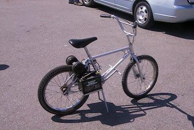 Cycle Santa Monica Ev Warrior