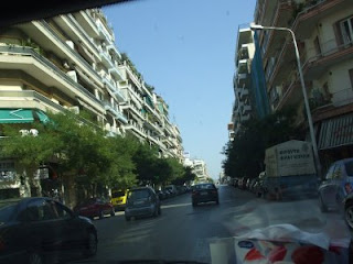street in Thessaloniki
