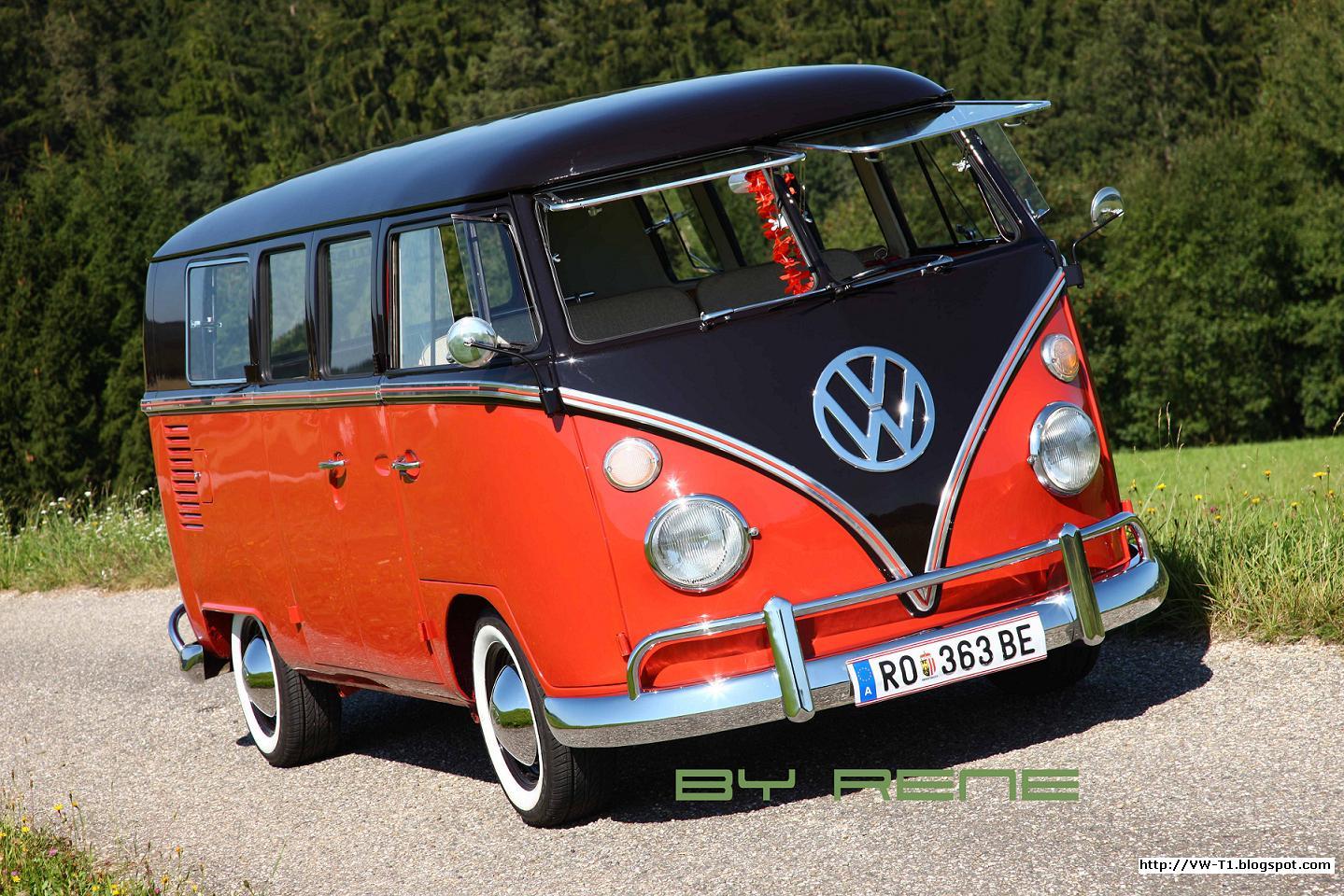 porsche t1 vw bus t1 mit 2 7 liter porsche 911 motor. Black Bedroom Furniture Sets. Home Design Ideas