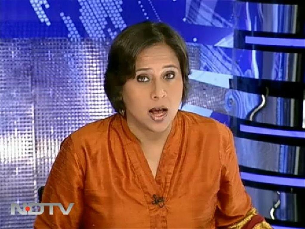 Spicy Newsreaders Ndtvs Barkha Dutts Hot  Sexy Pics