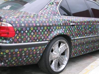 The Vehicle Of Louis Vuitton Fans