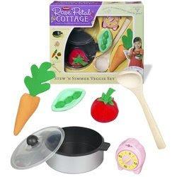 Kids Kitchen Bakeware Set