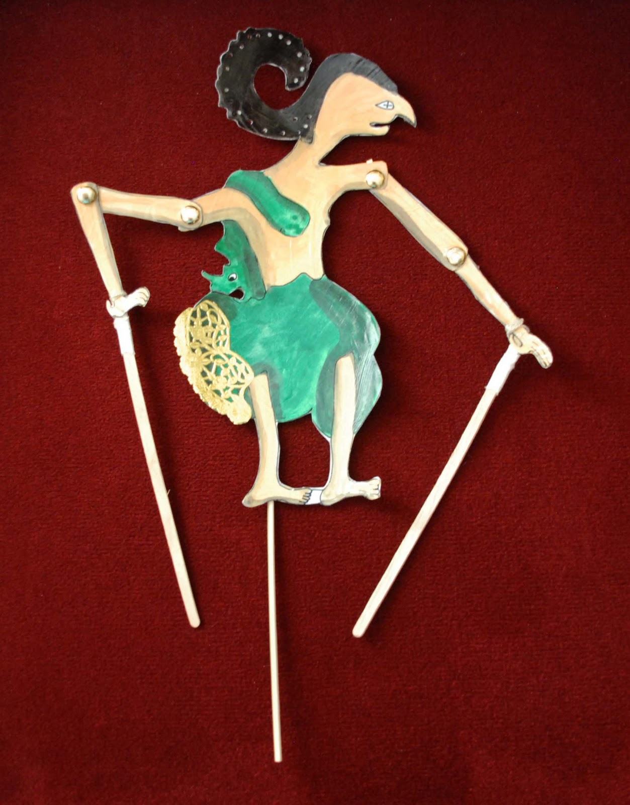 Search Results For Wayang Kulit Puppets Characters
