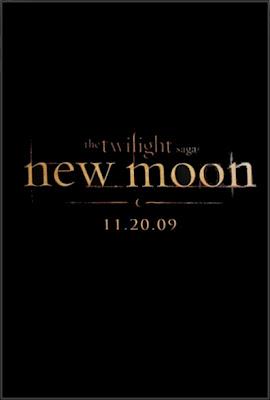 Twilight 2 - Twilight New Moon Movie Poster
