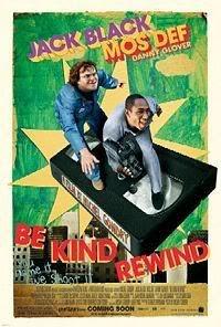 Be Kind Rewind Movie
