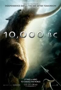 10000 BC Movie