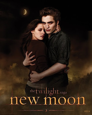 New Moon - Kristen Stewart and Robert Pattinson in love!