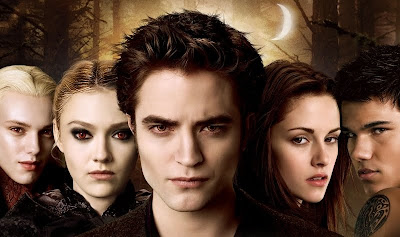 Twilight new moon vampires conquer the world teaser trailer for New moon vampire movie