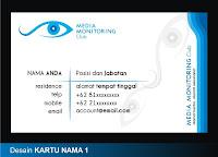 Lomba Merancang Logo dan Kartu Anggota Media Monitoring Club 19