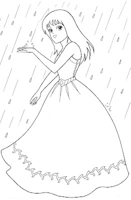Print Desenhos Desenho De Princesa Para Pintar E Imprimir