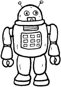 Print Desenhos Desenho De Robo Para Colorir Em Seu Pc E Imprimir