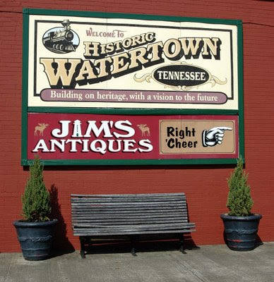 welcome to historic Watertown, Tennessee!