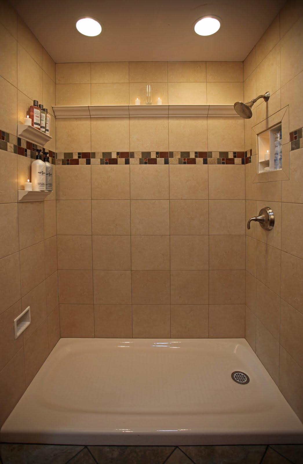 Bathroom Design Tile Showers Ideas