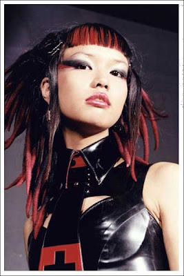 Upang Hair Style Women Hairstyles Gothic Hairstyles