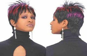 Short Hairstyles March 2010