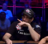 Matusow claims only one player among the top 100 at the end of Day 1 in 2008 ultimately made the cash
