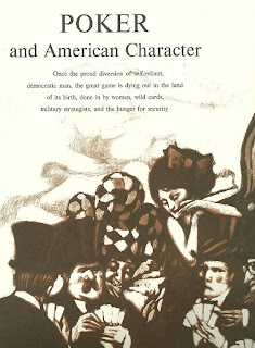 'Poker and American Character' by John Lukacs