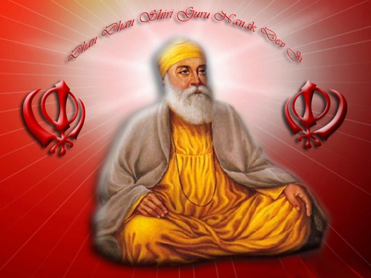 Magazines: Guru Nanak Dev Ji HD Wallpapers for Desktop | Hindu God Wallpapers