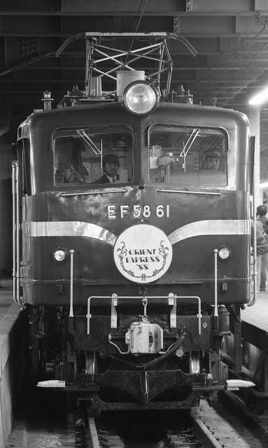 Orient Express, cabina delmacchinista