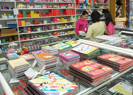 material escolar COMPRAS COLETIVAS Promoção de Material Escolar