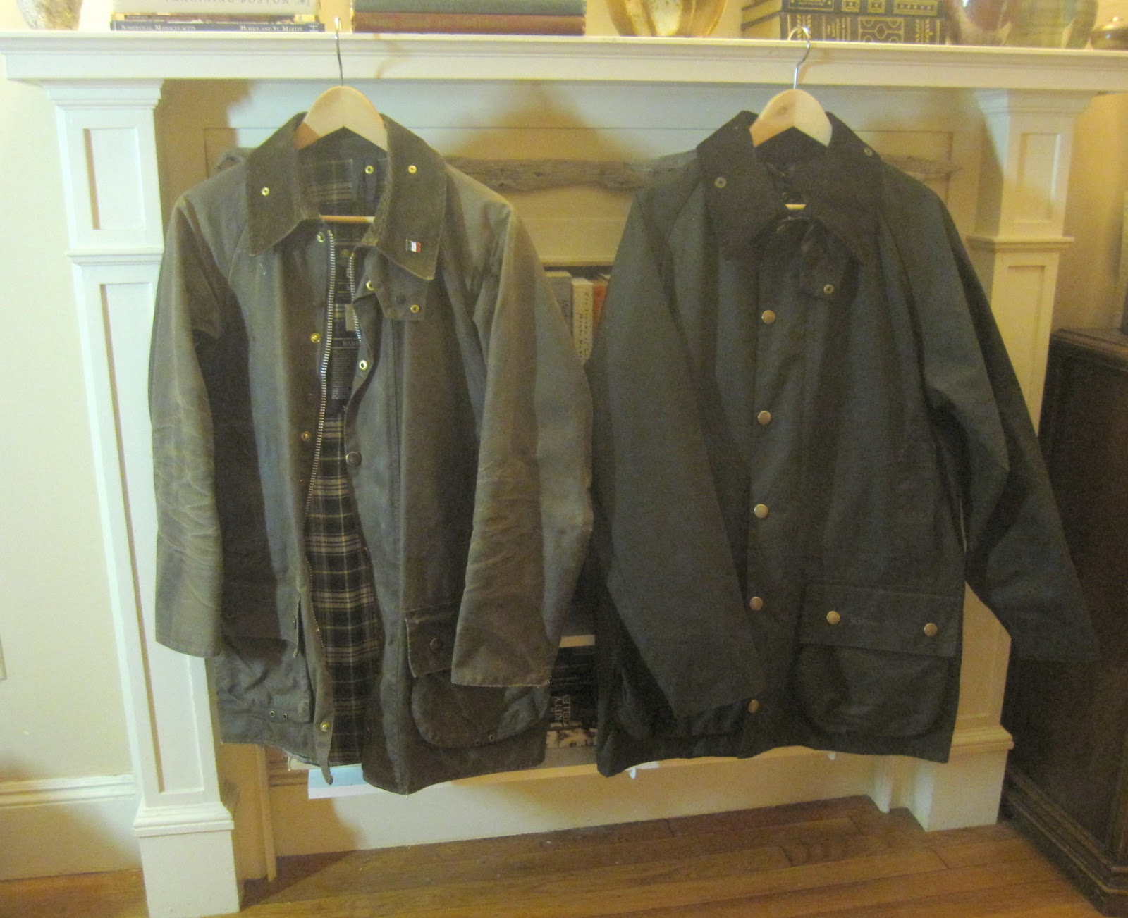 An Affordable Wardrobe  Worth Every Penny   A Brand New Barbour ... 4b8c70e272ad