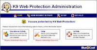 K9 WEB PROTECTION SOFTWARE TO PROTECT CHILDREN ON THE INTERNET