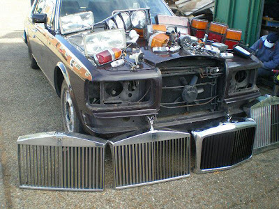bentley turbo r parts wrecking breaking