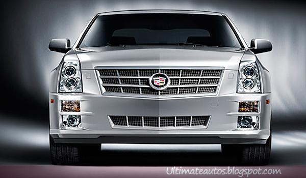Ultimate autos 2011 Cadillac Seville Touring Sedan (STS) Sedan