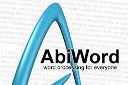 تحميل برنامج ابي ورد AbiWord 2.8.6