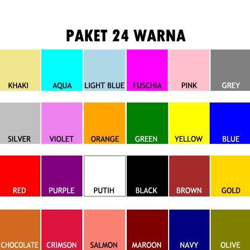 Light Pink Hoodie PAKET 24 WARNA Rp 600.000 | (example: ZoomTemplate)