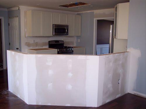 Remodelaholic Kitchen Remodel With Breakfast Bar