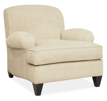 DESIGN ON SALE DAILY: THREE UPHOLSTERED ARM CHAIRS ...