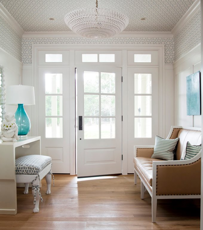 Entryway Lighting Ideas | Home Interior Design
